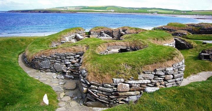 Skara Brae Escocia