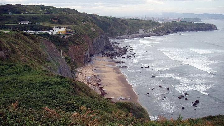 Playa de Penarrubia