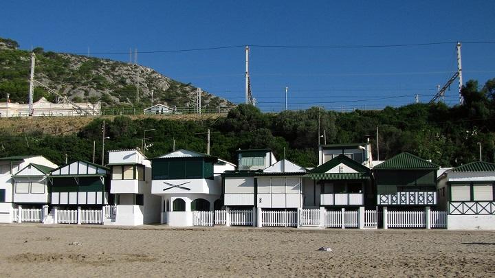 Playa de las Casetas del Garraf