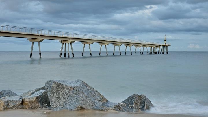 Playa del Puente del Petroleo