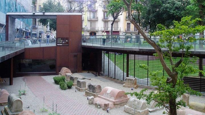 Via Sepulcral Romana