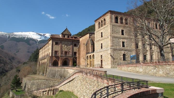 Monasterio de Nuestra Senora de Valvanera