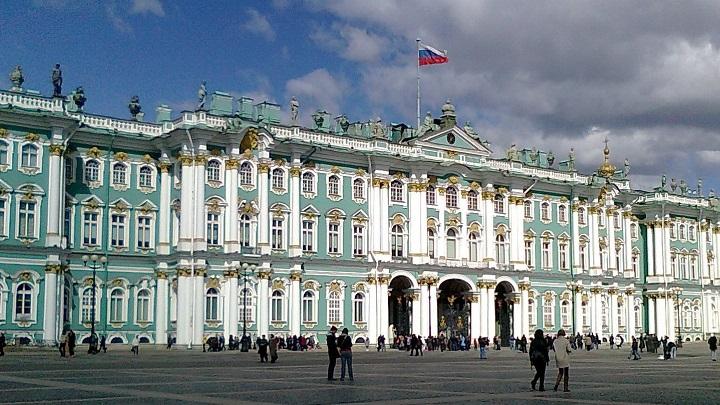 Museo del Patrimonio Nacional y Palacio de Invierno