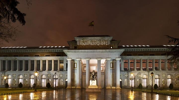 Los mejores museos del mundo en 2015 Музей Прадо Внутри