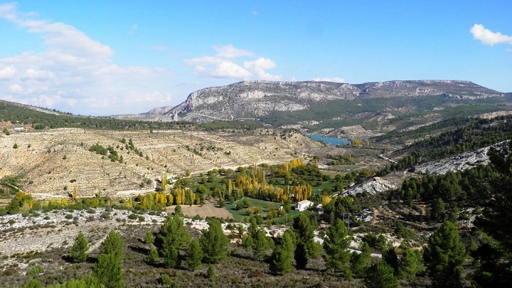 Sierra del Segura Albacete