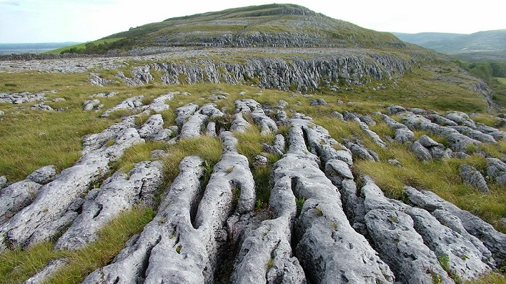 The Burren Irlanda1