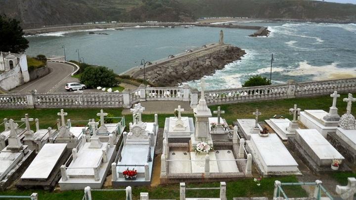 Cementario de Luarca Asturias2