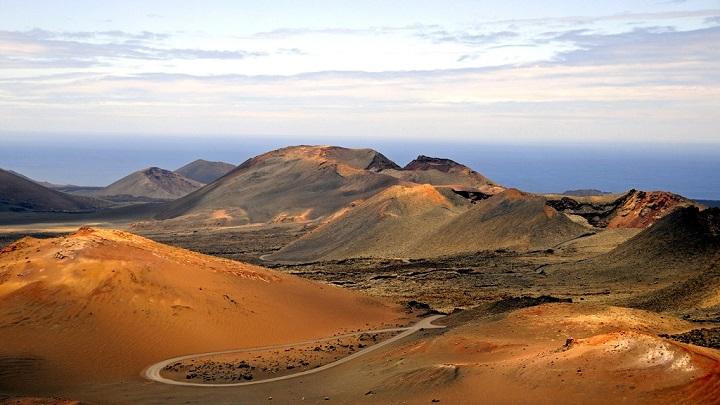 Parque Nacional de Timanfaya Lanzarote1