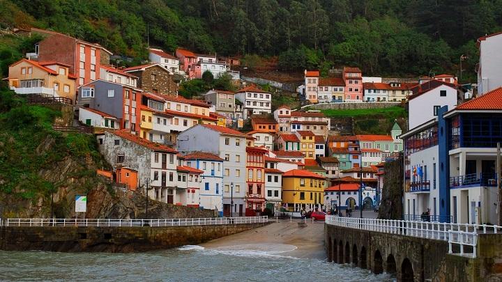 Casas rurales en cudillero municipio de asturias toprural - Top casas rurales espana ...