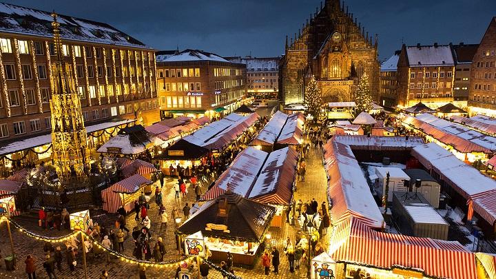 Mercado Nuremberg