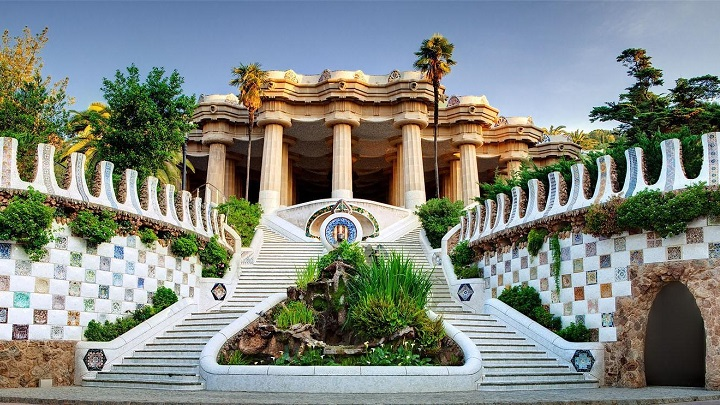 Parque Guell1
