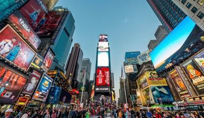 Times Square destacada