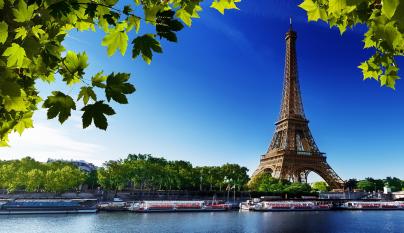 Torre Eiffel destacada