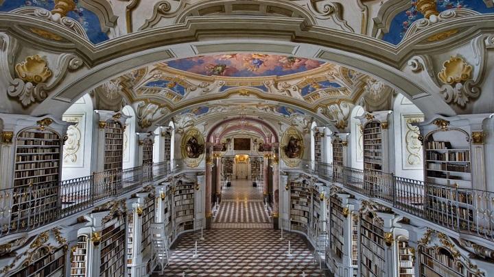 Biblioteca de la Abadia de Admont