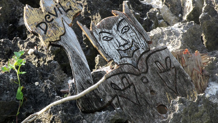 Ironshore del Infierno Gran Caiman1
