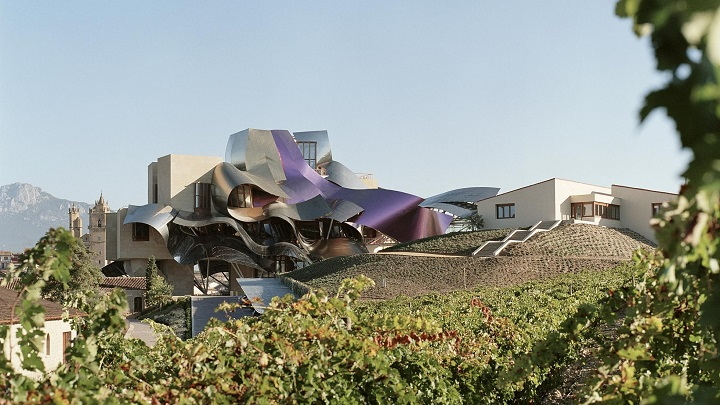 Marques de Riscal Luxury Collection Hotel