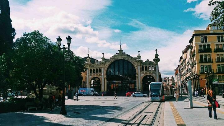Mercado Central Zaragoza