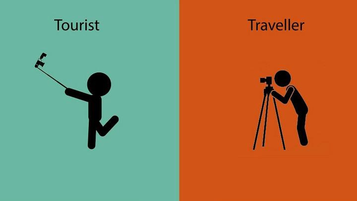 viajero turista foto1