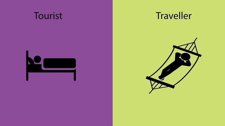 viajero turista foto2