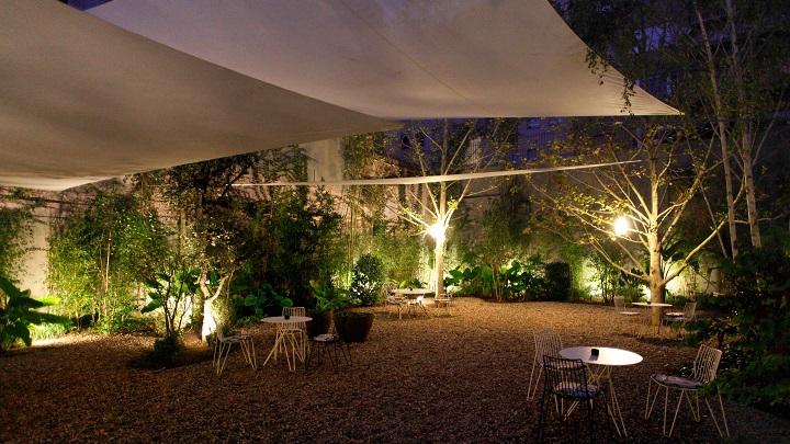 Los mejores hoteles de lujo de espa a for Alma de jardin pacheco