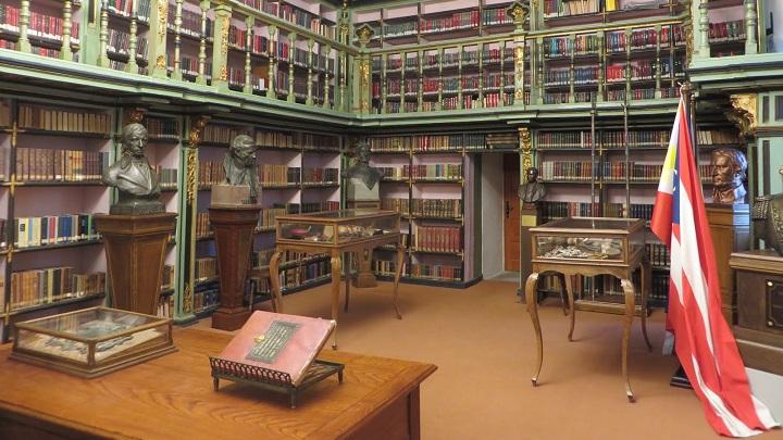Biblioteca America