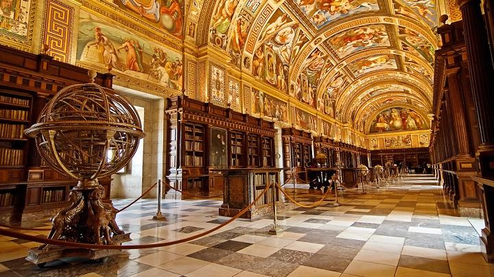 Biblioteca El Escorial1