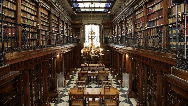 Biblioteca Menendez Pelayo