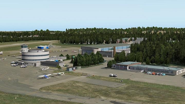 Aeropuerto Helsinki Malmi