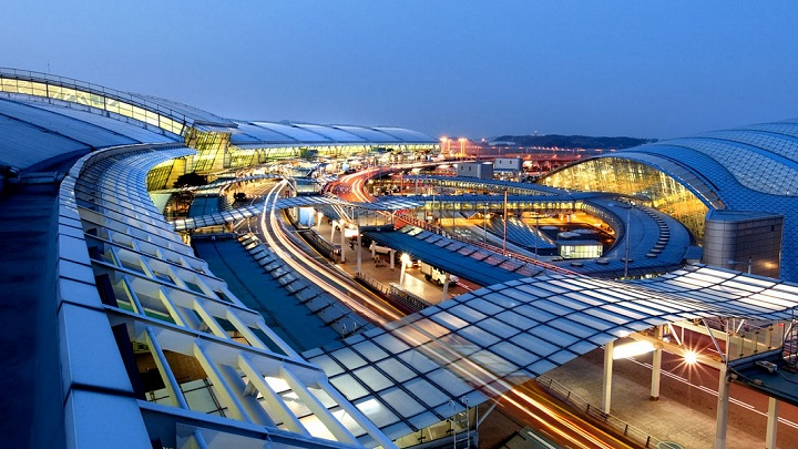 Incheon International Airport1