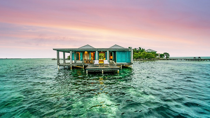 Espectaculares Hoteles Sobre El Agua