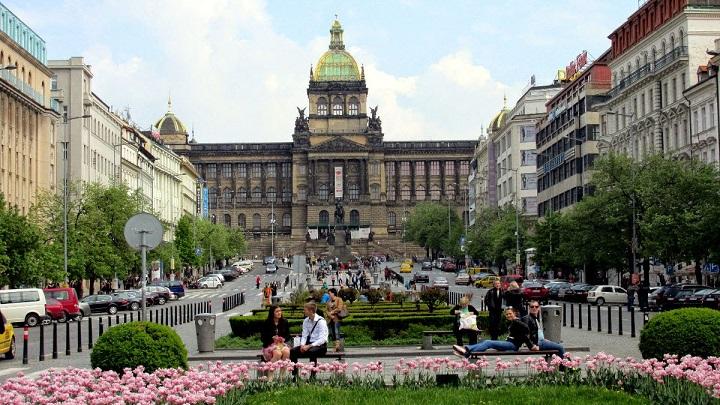 Plaza de Wencenslao