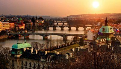 Praga destacada