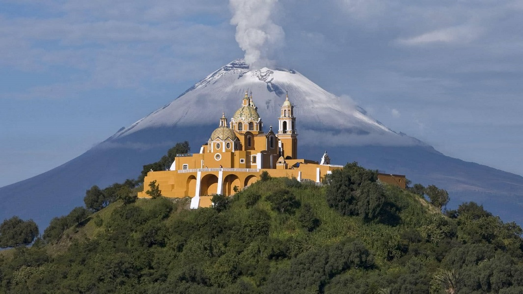 Los Pueblos Más Bonitos De México