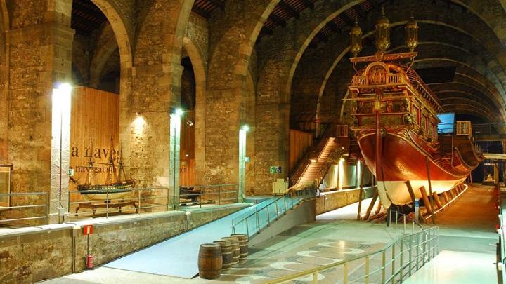 Museo Maritimo de Barcelona