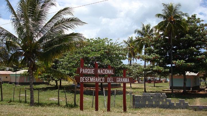 Parque Nacional Desembarco del Granma