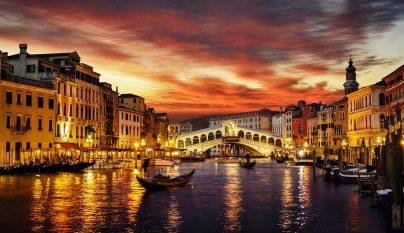 Venecia destacada