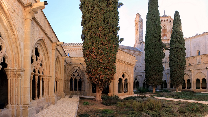 Monasterio de Poblet1