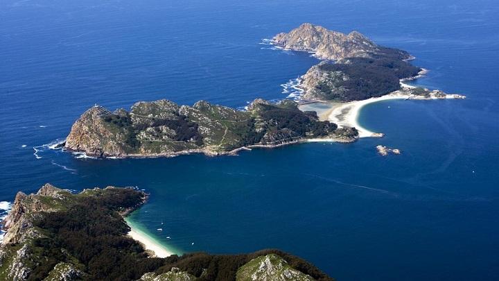 Parque Nacional de las Islas Atlanticas de Galicia foto1