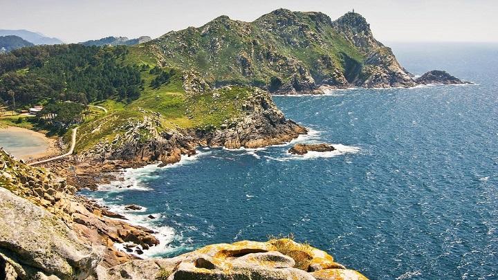 Parque Nacional de las Islas Atlanticas de Galicia foto2