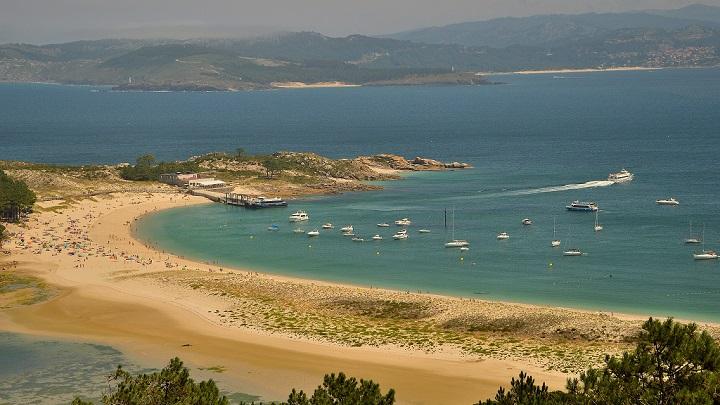 Parque Nacional de las Islas Atlanticas de Galicia foto3