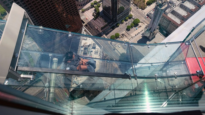 Skyslide Los Angeles2