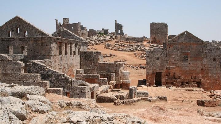 Aldeas Antiguas del Norte de Siria