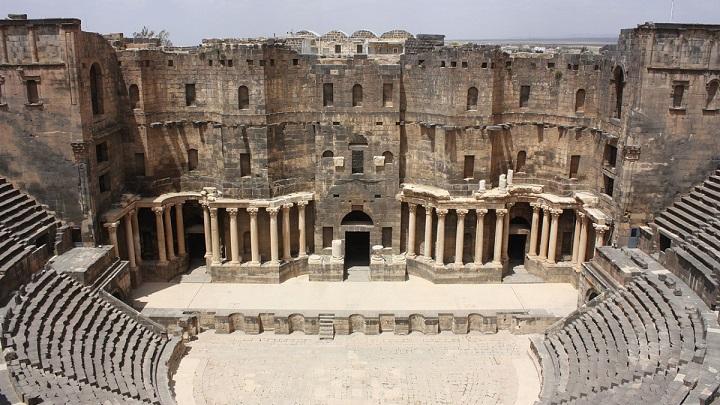Ciudad Vieja de Bosra