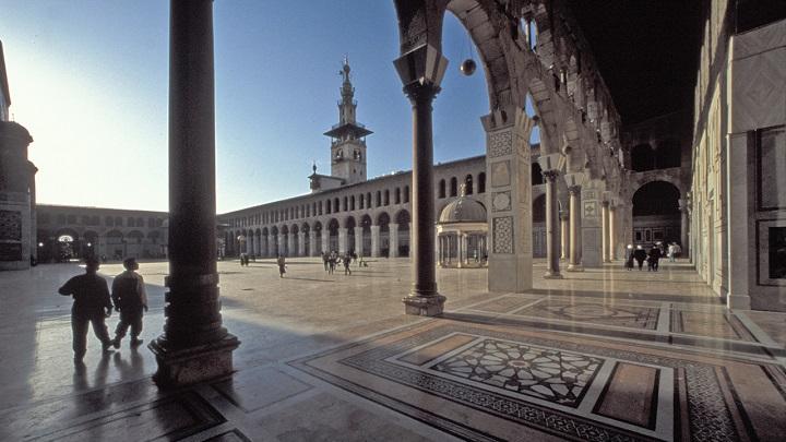 Ciudad Vieja de Damasco