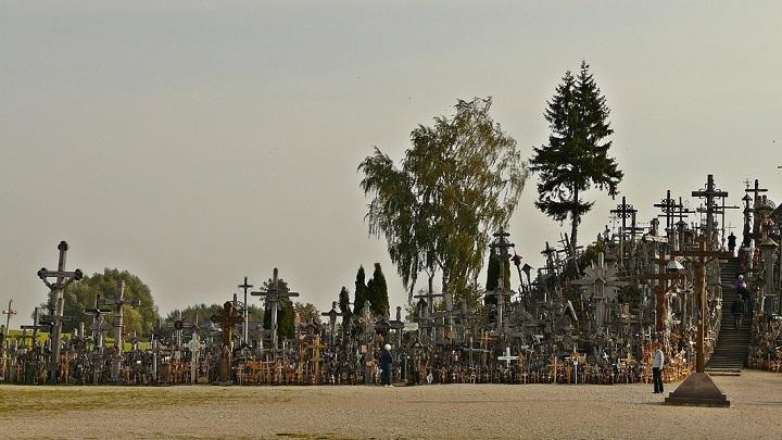 Colina de las Cruces foto