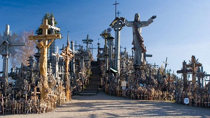 Colina de las Cruces foto1