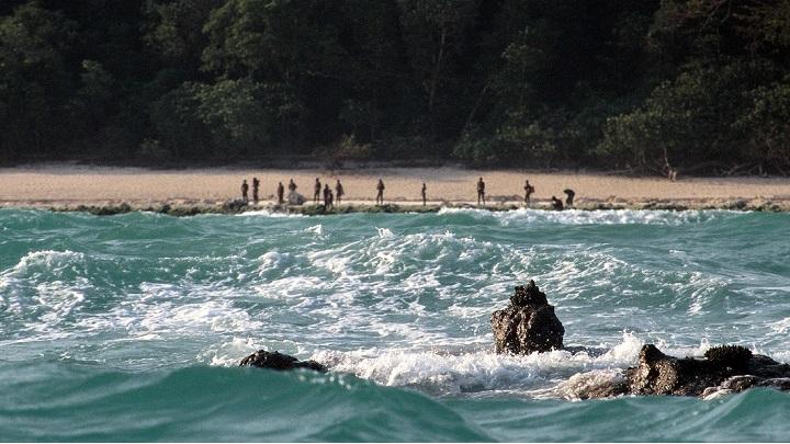 Isla del Sentinel del Norte1
