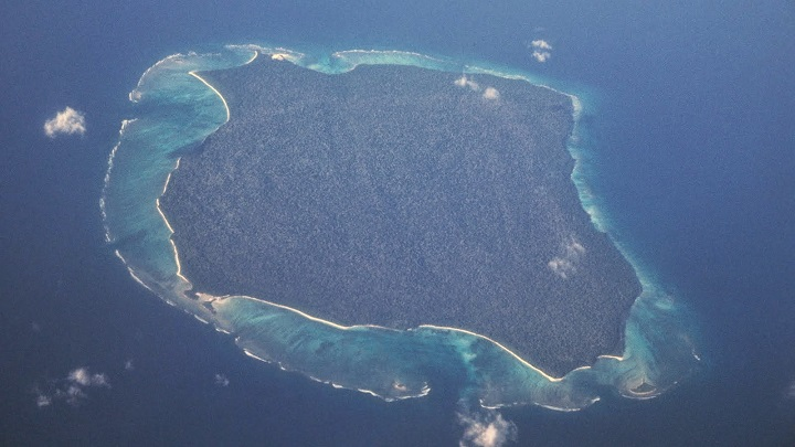 Isla del Sentinel del Norte2