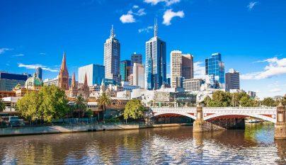 Melbourne destacada
