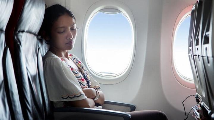 dormir avion1